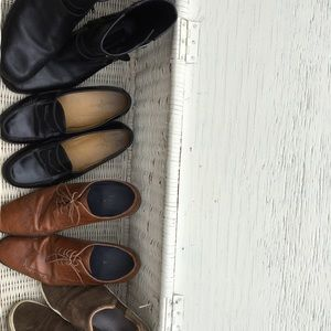Other - Four pairs of men's size 12 shoes